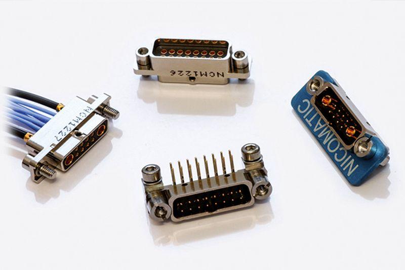 """""""Micro""""/""""Nano"""" connectors"""