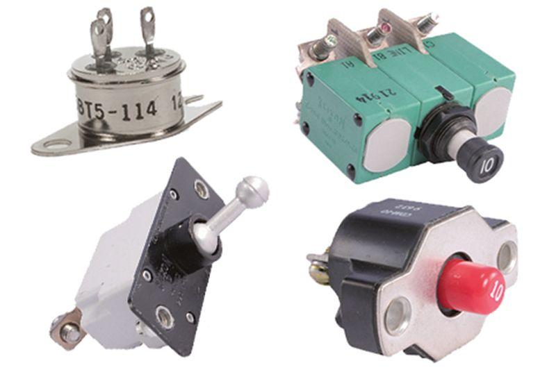 Bezpieczniki / kondensatory