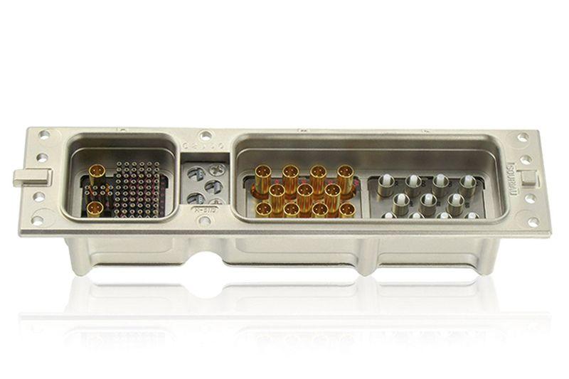 Industrial connectors (TRIM-TRIO)