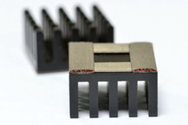 Materials for heat dissipation