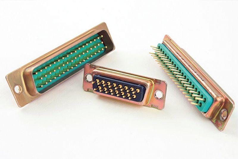 Drawer connectors</br> (D-SUB)